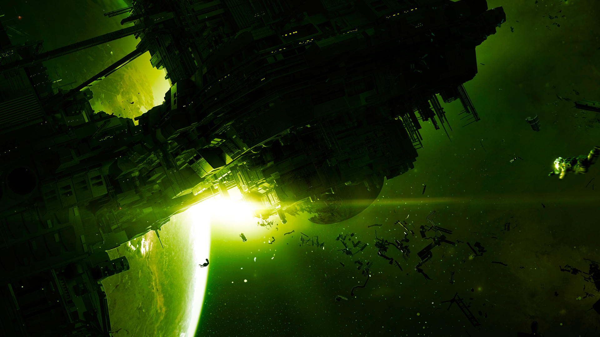 Patches and Enhancements for Alien: Isolation (PS4)