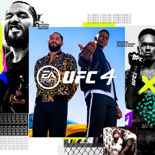 EA SPORTS™ UFC® 4