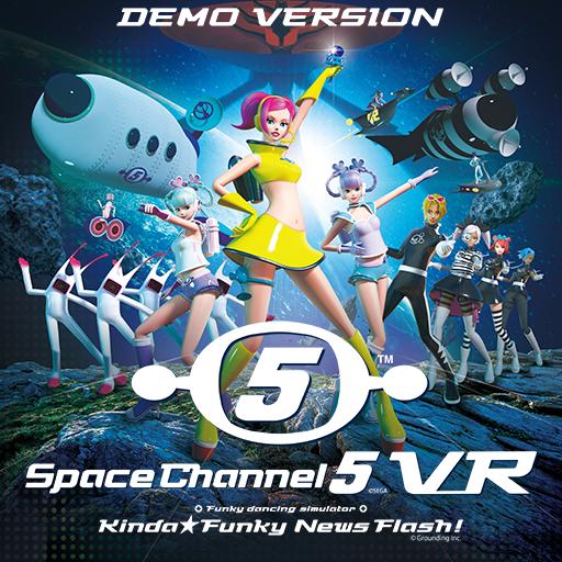 Space Channel 5 VR Kinda Funky News Flash! - DEMO