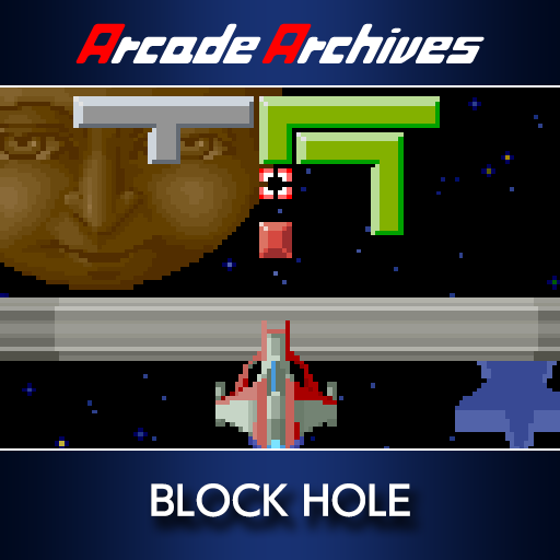 Arcade Archives BLOCK HOLE